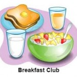 Breakfast club icon